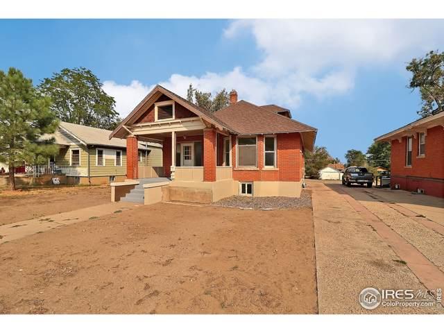 2110 7th Ave, Greeley, CO 80631 (#951893) :: iHomes Colorado