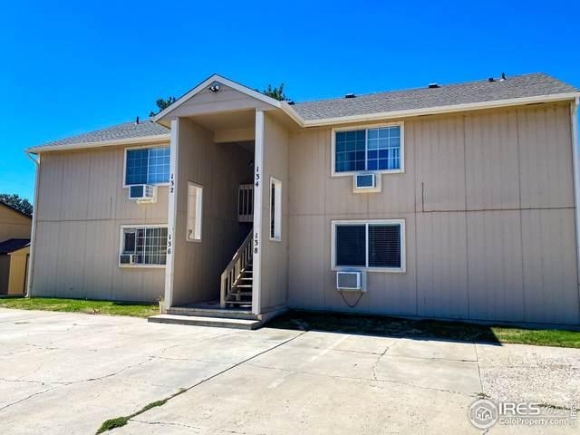 134 W 47th Pl #2, Loveland, CO 80538 (MLS #951895) :: J2 Real Estate Group at Remax Alliance