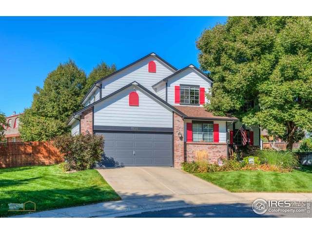 1130 E 10th Ct, Broomfield, CO 80020 (#951904) :: The Griffith Home Team