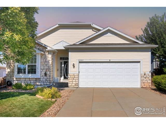 22103 Pensive Ct, Parker, CO 80138 (#951907) :: The Griffith Home Team