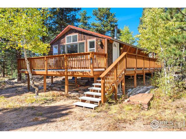 102 Sinisippi Rd, Red Feather Lakes, CO 80545 (#951908) :: Symbio Denver