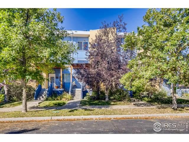 4661 17th St #7, Boulder, CO 80304 (#951911) :: milehimodern