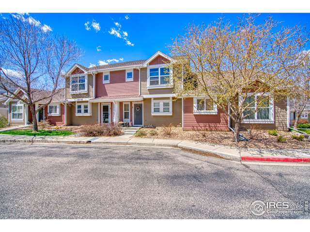 6827 Autumn Ridge Dr #4, Fort Collins, CO 80525 (MLS #951921) :: Downtown Real Estate Partners