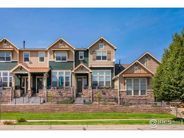 676 Mason St, Erie, CO 80516 (#951931) :: The Griffith Home Team