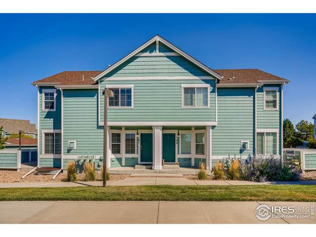 2695 Cutters Cir #101, Castle Rock, CO 80108 (#951932) :: The Griffith Home Team