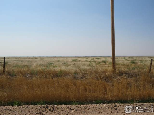 Lot 8 County Road 51, Ault, CO 80610 (MLS #951935) :: RE/MAX Alliance