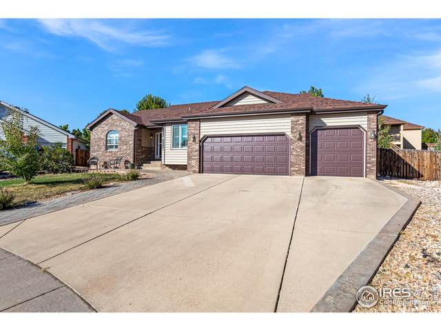 3122 58th Ave, Greeley, CO 80634 (MLS #951949) :: Keller Williams Realty