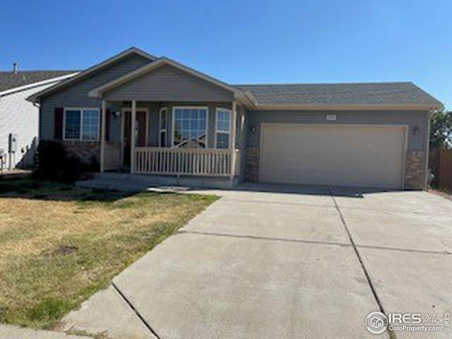 2852 39th Ave, Greeley, CO 80634 (MLS #951954) :: Keller Williams Realty