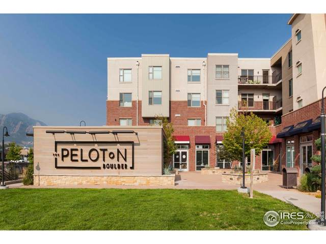 3701 Arapahoe Ave #318, Boulder, CO 80303 (MLS #951966) :: Tracy's Team
