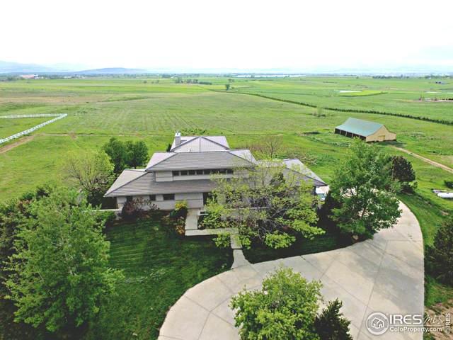 14937 E County Line Rd, Longmont, CO 80504 (#951969) :: iHomes Colorado