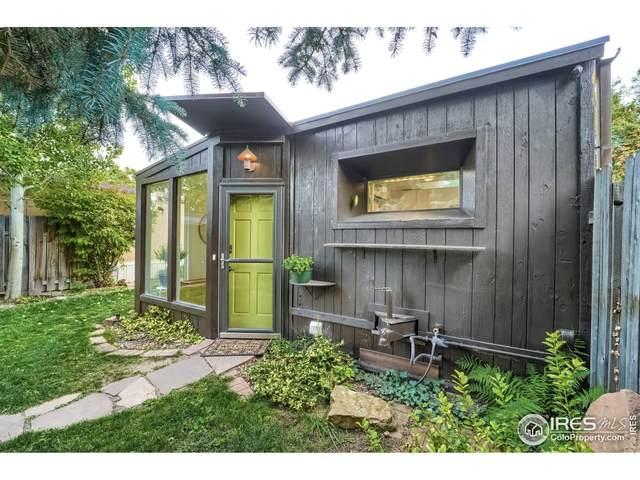 2635 Mapleton Ave #41, Boulder, CO 80304 (MLS #951971) :: Coldwell Banker Plains