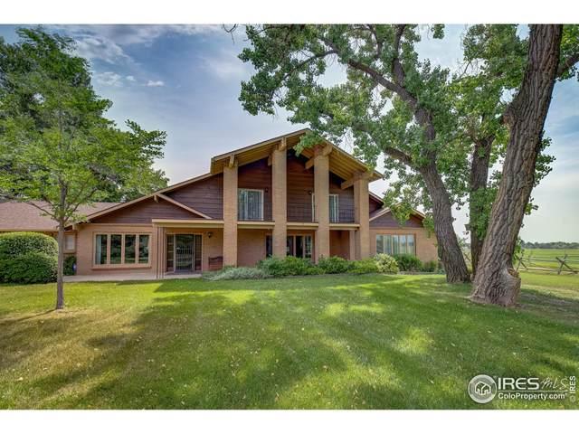 9899 Ute Hwy, Longmont, CO 80504 (#951975) :: iHomes Colorado
