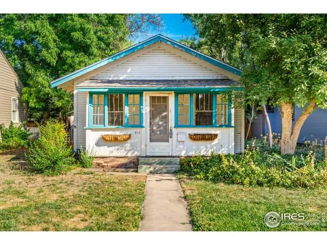 512 Edwards St, Fort Collins, CO 80524 (MLS #951983) :: J2 Real Estate Group at Remax Alliance