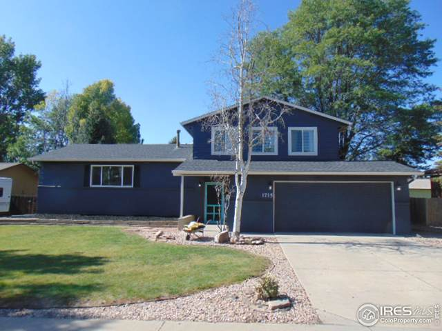 1715 57th Ave, Greeley, CO 80634 (MLS #951993) :: J2 Real Estate Group at Remax Alliance