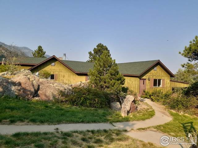 54 Choctaw Rd, Lyons, CO 80540 (MLS #951999) :: Coldwell Banker Plains