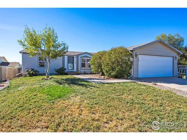 4107 Hayes Ave, Wellington, CO 80549 (#952001) :: iHomes Colorado