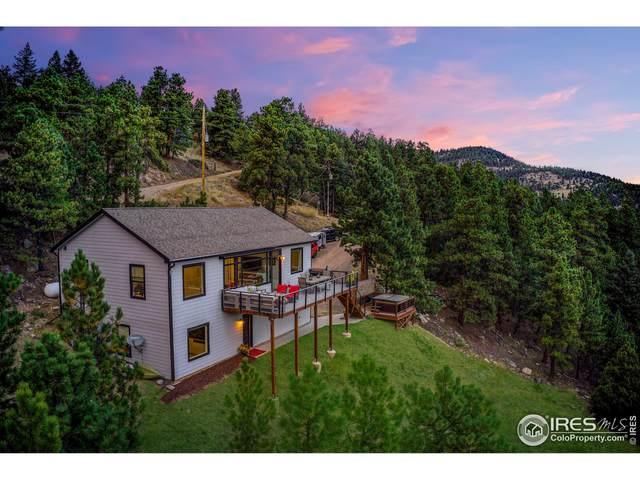 535 Millionaire Dr W, Boulder, CO 80302 (MLS #952011) :: Coldwell Banker Plains