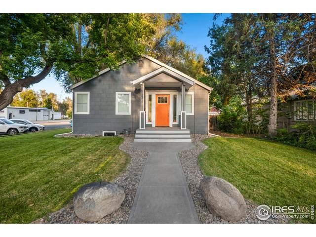 242 N Sherwood St, Fort Collins, CO 80521 (MLS #952024) :: Stephanie Kolesar