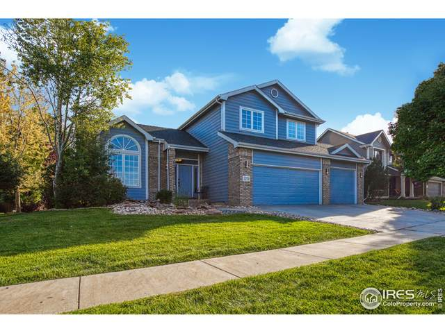 3209 Shallow Pond Dr, Fort Collins, CO 80528 (MLS #952039) :: Tracy's Team