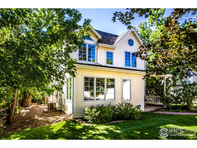 2539 Spruce St, Boulder, CO 80302 (MLS #952040) :: Bliss Realty Group
