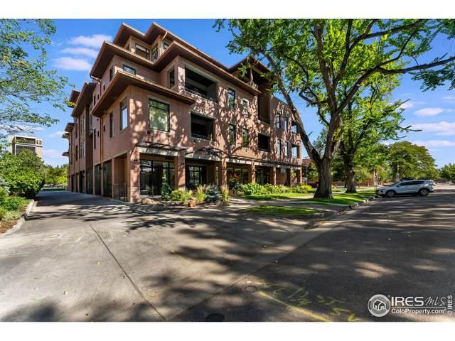 210 W Magnolia St #210, Fort Collins, CO 80521 (#952052) :: James Crocker Team
