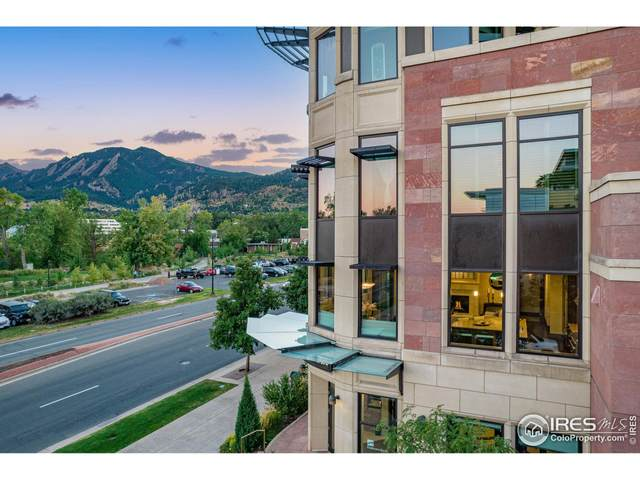 1077 Canyon Blvd #210, Boulder, CO 80302 (MLS #952055) :: RE/MAX Elevate Louisville