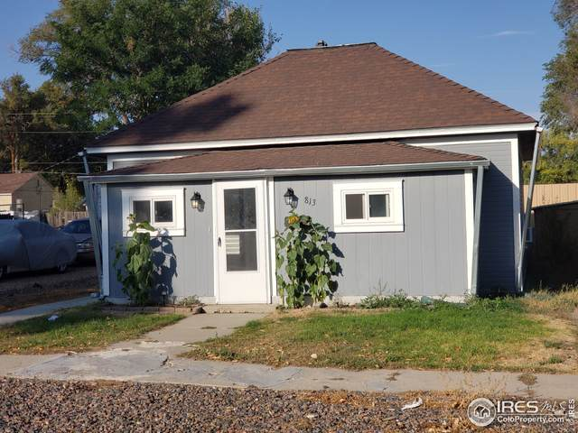 813 Ensign St, Fort Morgan, CO 80701 (#952056) :: The Griffith Home Team