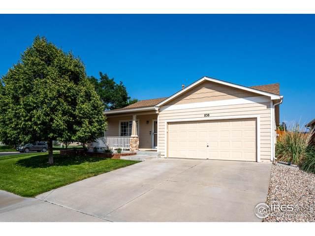 838 Glenwall Dr, Fort Collins, CO 80524 (MLS #952065) :: J2 Real Estate Group at Remax Alliance