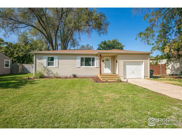 1009 33rd Ave, Greeley, CO 80634 (MLS #952066) :: Tracy's Team