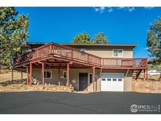2653 Wildwood Dr, Estes Park, CO 80517 (#952076) :: iHomes Colorado