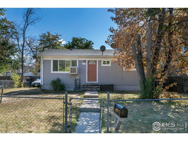 6370 E 65th Pl, Commerce City, CO 80022 (#952106) :: The Griffith Home Team