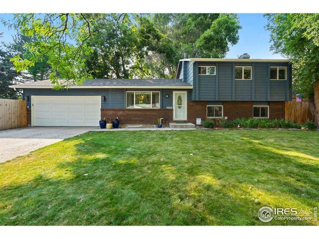 2707 Stagecoach Ct, Fort Collins, CO 80526 (MLS #952122) :: Tracy's Team