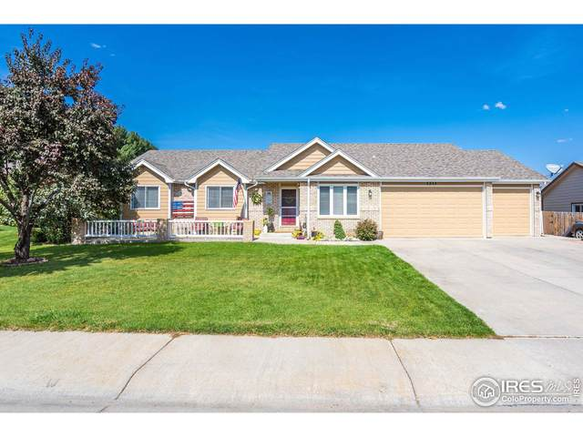 1211 N 4th St, Johnstown, CO 80534 (MLS #952126) :: J2 Real Estate Group at Remax Alliance