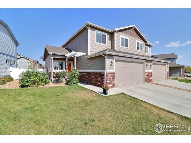 3324 Barbera St, Evans, CO 80634 (#952127) :: iHomes Colorado