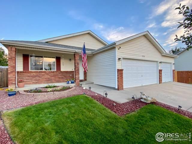 3130 Santa Fe Ct, Evans, CO 80620 (MLS #952129) :: J2 Real Estate Group at Remax Alliance