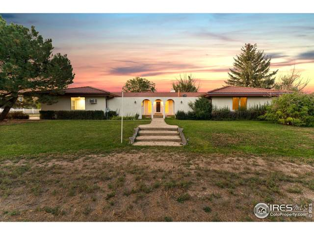 20085 County Road 74, Eaton, CO 80615 (MLS #952131) :: Coldwell Banker Plains