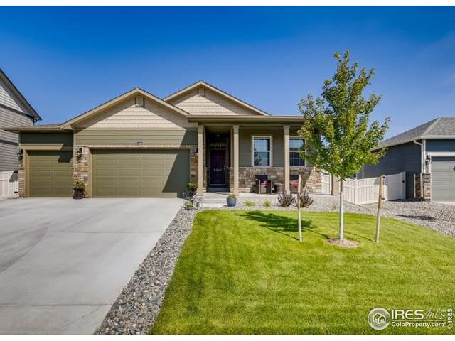 10190 Cedar St, Firestone, CO 80504 (MLS #952140) :: J2 Real Estate Group at Remax Alliance
