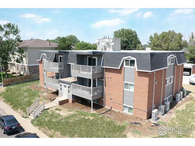 1705 30th St, Greeley, CO 80631 (MLS #952169) :: Coldwell Banker Plains