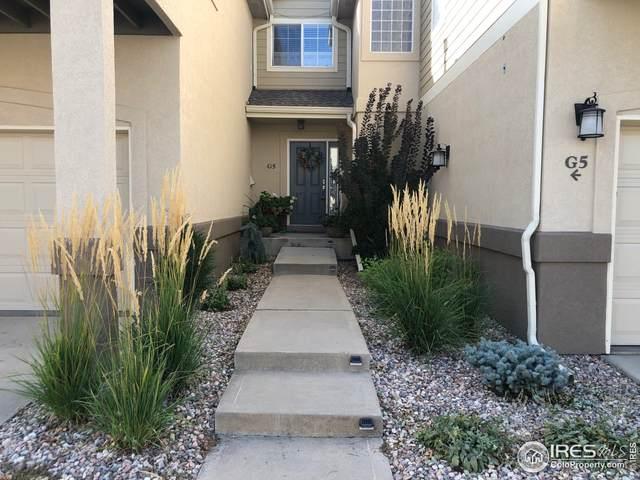5151 Boardwalk Dr G5, Fort Collins, CO 80525 (MLS #952190) :: Find Colorado Real Estate