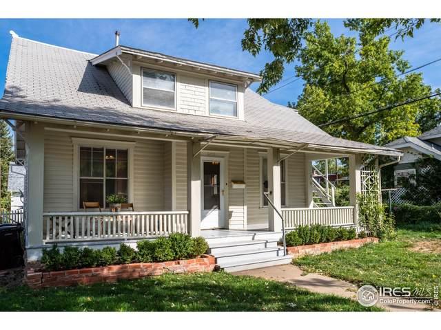 2430 4th St, Boulder, CO 80304 (MLS #952194) :: Coldwell Banker Plains