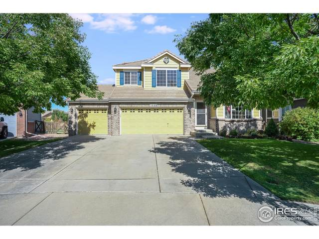 15103 E 117th Pl, Commerce City, CO 80603 (MLS #952199) :: Bliss Realty Group