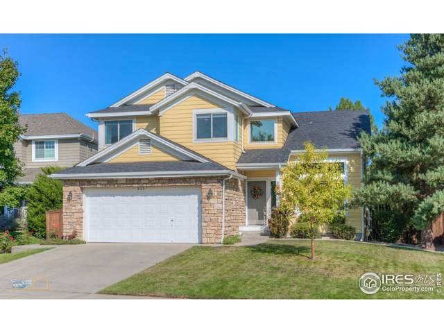 825 Saint Andrews Ln, Louisville, CO 80027 (MLS #952204) :: J2 Real Estate Group at Remax Alliance