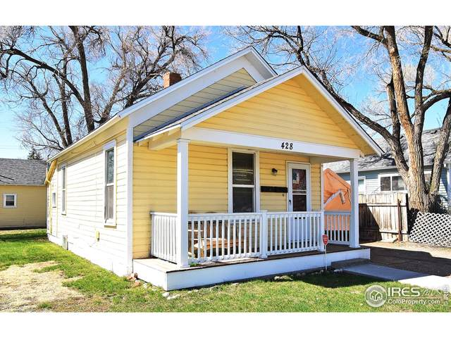 428 8th St, Greeley, CO 80631 (MLS #952223) :: Tracy's Team