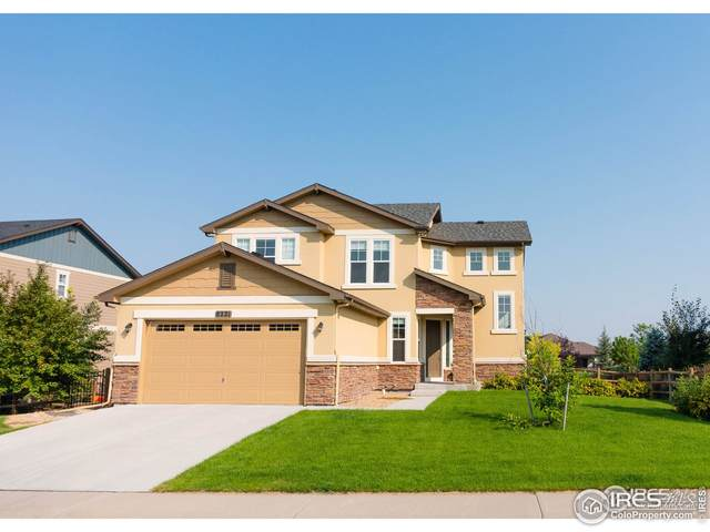 8221 Wynstone Ct, Windsor, CO 80550 (MLS #952238) :: Find Colorado Real Estate