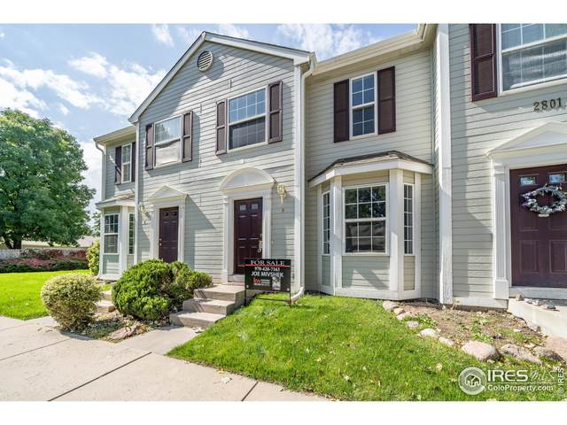 2801 Leisure Dr B, Fort Collins, CO 80525 (MLS #952241) :: RE/MAX Elevate Louisville
