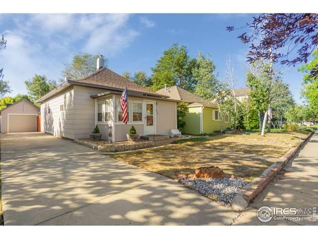 313 Walnut St, Windsor, CO 80550 (MLS #952273) :: Coldwell Banker Plains