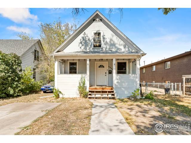 1215 7th St, Greeley, CO 80631 (MLS #952274) :: Bliss Realty Group