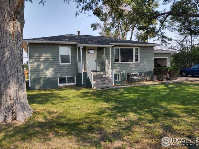 820 35th Ave Ct, Greeley, CO 80634 (MLS #952284) :: Find Colorado Real Estate
