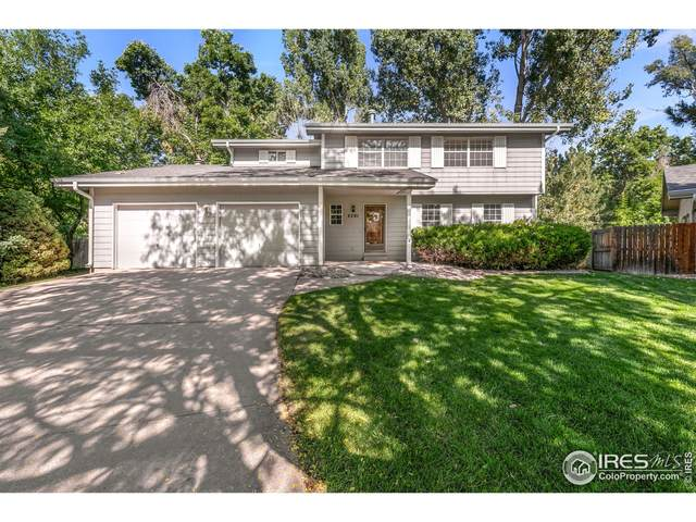 2201 Apache Ct, Fort Collins, CO 80525 (MLS #952290) :: You 1st Realty