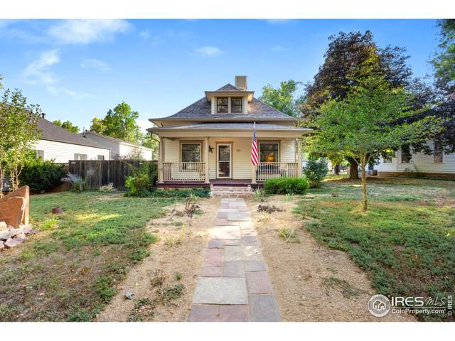 715 Mountain Ave, Berthoud, CO 80513 (MLS #952312) :: J2 Real Estate Group at Remax Alliance